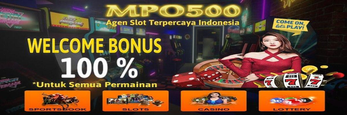 agen slot online mpo500